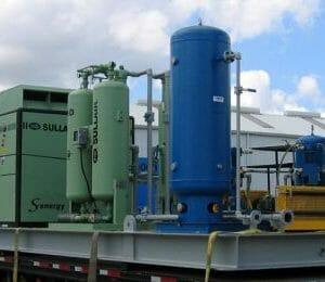 VFD-F/G tiết kiệm điện trong Máy Nén khí