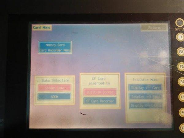 Sửa màn hình V812SD