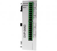 Module Analog PLC Delta DVP04AD-S