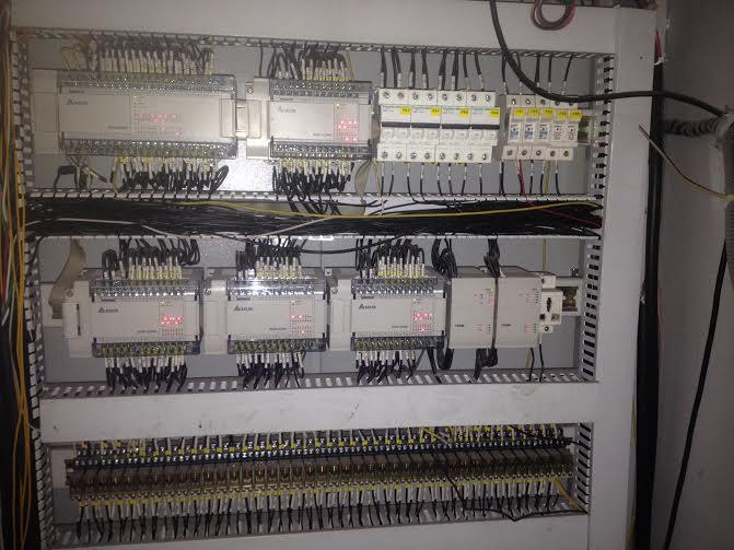 PLC Delta DVP80EH00T3