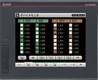 HMI Mitsubishi GT2508-VTBD