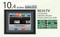 HMI Omron NS10-TV00B-V2