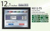 HMI Omron NS12-TS00B-V2