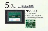 HMI Omron NS5-SQ10B-ECV2