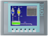 HMI Siemens KTP600 Basic color DP